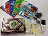 Wholesale Hot Sale M9 P Islamic the Koran Quran Pen Reader with Arabic Alphabet Book GB MP3 Function Books with LED Panel Display