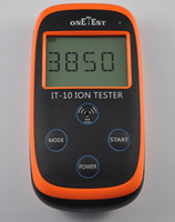 Wholesale ion tester test for energy pendant energy card energy stickers energy silicon coaster it one tester