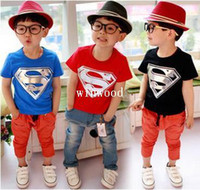 Unisex Summer Children Hot Sale Children Kids Clothing Tees,Cool Superman Baby Boys T Shirts For Summer,Children Outwear Baby T-shirt