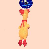 Toys Black  Wholesale Pet Dog Toy Rubber Sounding Toys Duck Shape Amusement Toys
