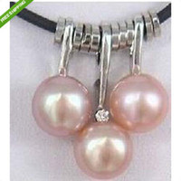 wholesale akoya pearls - 8 mm AAA Pink Akoya Cultured Pearl Necklace quot