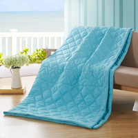 Wholesale ywxuege air conditioning close skin quilt of summer cm Baby Comforter nap Quilts for Baby Crib Cot Bedding