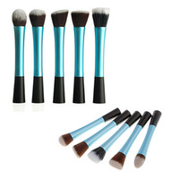 Face Powder Brushes powder brush - New Professional Single powder Brushes blush liquid Face Foundation brush Make up Cosmetic