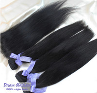 Chinese Hair Loose Wave Body Wave Oxette Brazilian virgin remy hair 4pcs Lot 1pc free Part Lace Closure With 3pcs Hair Bundles Unprocessed straight human Hair Extensions