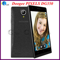 WCDMA Thai Android unlock android Phones MTK6582 Quad Core Doogee PIXELS DG350 4.7Inch 1.3GHz CPU IPS HD Screen 1GB RAM 4GB ROM 8.0MP Android 4.2 mobile phone