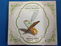 Wholesale High Quality PQ New Box Holy Islamic Koran Coran Quran Pen Reader Books GB MP3 Function Quran Player Drop Shipping
