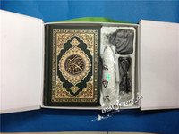 Wholesale Hot Sale PQ New Box Holy Islamic Koran Coran Quran Pen Reader Books GB MP3 Function Quran Player Drop Shipping