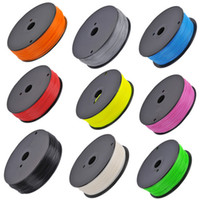 Wholesale Colorful ABS Filament Plastic Material