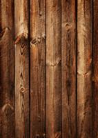 Wholesale Vinyl Wood Grain Floor Photography Background PhotoProp Backdrops for photo Studio x7ft T013
