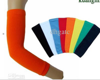Wholesale Basketball Outdoor Sport Stretch Shooting Arm Sleeve Elbow Extended armband Men Gifts