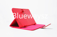 Wholesale Cheapest Inch Tablet Case inch Cover PU Case Leather Factory Price Lichee Pattern Flip For Universal Brand Tablet Pc For Multi Color PC