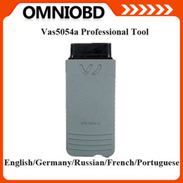 Newest Version VAS5054 vas 5054 Bluetooth For audi and VW---Hottest Selling
