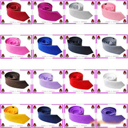 Wholesale 2015 children ties necktie choker cravat boys girls ties baby scarf neckwear HX