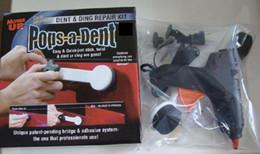 Nueva llegada Pops Dent Ding Auto cuerpo de la abolladura Kit de reparación - carro del coche SUV Pops retiro de la reparación Dent Dent