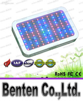 Wholesale LLFA4742 New W LED Grow Light Spectrums IR Indoor Hydroponic System Band Plant Ufo Make Flower In Blossom Longer V DHL Free