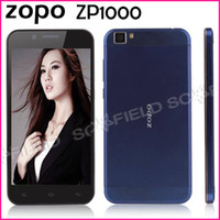 Zopo 5.0 Android ZOPO ZP1000 5.0 Inch Ultrathin IPS HD MTK6592 Octa Core Android Cell Phone 1GB RAM 16GB ROM 14.0MP 3G GPS OTG Android 4.2