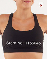 Wholesale New Heat Seller Lululemon Energy Bra Discounted Lulu Lemon Yoga Bra Vest Camis Tank for Girls