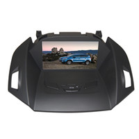 Wholesale Factory Car dvd gps navigation for Ford Kuga with Radio tv G iPod can bus In car Entertainment