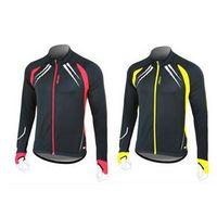 Anti Bacterial women jacket casual jacket winter jacket - SANTIC Men s and Women New Fleece Windproof Thermal Winter Cycling Jacket Casual Bicycle Coat Outdoor Bike Jersey S XL