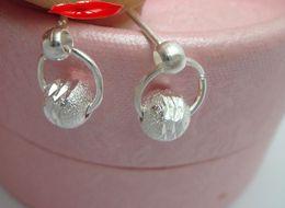 Wholesale sterling silver stud earrings fashion jewelry earrings earrngs WJ01
