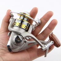 Wholesale GS2000 Fishing Reel Metal Head Casting Wheel Spinning Reel Ocean Fishing tackle