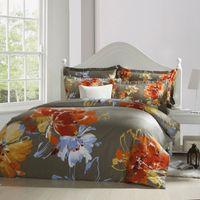 Adult Twill 100% Cotton Large version of flowers 3D bedding sets bedsheet bed cover duvet quilt comforter cover bed set linens bedspread bedclothes home textiles