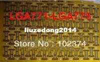 Wholesale 100pcs Intel Quad Core XEON CPU LGA Turn Protect comfortable treasure turn to send anti static tweezers