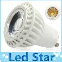 Acheter Lampe halogène-mr16 LED GU10 bubls e27 led dimmable 5W torchis conduit projecteurs haute lumens 420lm remplacer les lampes halogènes AC 110-240V / 12V