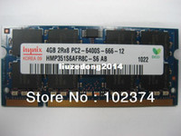Wholesale notebook dedicated memory GB GB GB GB DDR2 PC2 G G G sodimm laptop ram compatible with R60 T60 T61P X61