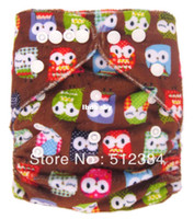Wholesale High Quality Baby Diapers Aio Baby Cloth Nappies Minky With One Microfiber Inserts By Jctrade