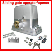 Wholesale Lowest Price DHL Fedex Free ship sliding gate operator door opener sliding gate operator sliding door opener door operator