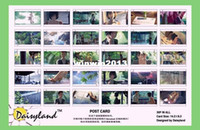 Birthday Cards Sample Retail Post Cards [Daisyland] Yan Ye Ting Japanese comics boxed postcards high quality 30pcs set gift greeting card Birthday card Free Shipping