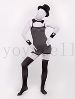catsuits - coll maid sexy catsuits Zentai Suits Halloween costumes Lycra Spandex Multicolor free size custom Jumpsuits