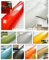Wholesale Boeing film furniture pvc stickers wallpaper belt glossy kitchen cabinet pearlescent paint for walls cmX3m roll