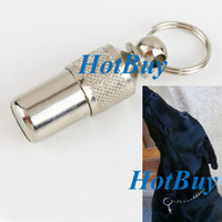 Wholesale New Anti Lost Pet Dog Cat ID Name Address Label Tag Storage Barrel Tube Collar