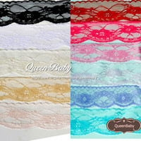 Wholesale 2 inches Lace Trim Lace Ribbon By the Yard Lace Trim Yard QueenBaby