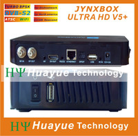 Wholesale Jynxbox Ultra hd V5 with JB200 module v5 version media player Jynxbox v5 ultra HD