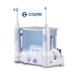 Wholesale Cople F8 family pack toothbrush and water flosser system