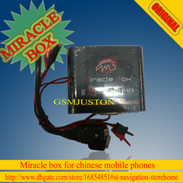 Miracle box (1.43 hot update) truly for china mobile phone without retail package