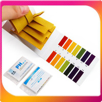 Wholesale Pack pH Meters Indicator Test Strips Paper Litmus Tester Urine amp Saliva