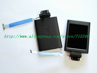 Wholesale NEW Digital Camera Repair Parts for CANON POWERSHOT SX50 HS LCD Display Screen