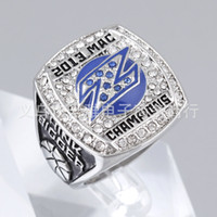 Wholesale Fashion Dallas Alloy And Crystal Championship Ring piece
