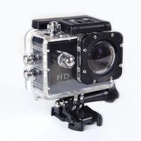 Wholesale 5 off Action Camera Diving Meter Waterproof Camera P Full HD Black SJ4000 Helmet Camera Underwater Sport Camera Sport DV Car Dvr