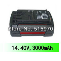 Wholesale For BOSCH V Li Ion Power Tool Battery BAT609 BAT618 Ah