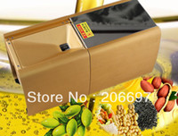 Wholesale Hottest sale stainless steel olive oil press machine cold press machine