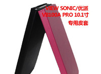 Wholesale High practicability For Tablet leather case protective case view sonic viewsonic vb100a special case