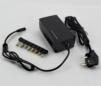 Wholesale 96W Universal AC Power Adapter Charger for Laptop Notebook DC V V with US EU UK AU plug