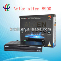 Included yes 8900 amiko alien 2 Original amiko 8900 hd 1080p full hd enigma2 receiver Support conax 7.0 and opera free shiping