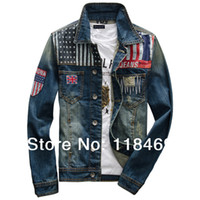 Where to Buy Designer Denim Jackets Mens Online? Where Can I Buy