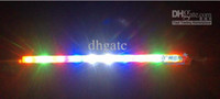 Wholesale Brand Newest cm LED RGB Knight Rider Grille Scanner Flash Strip Car Light Lights Easy To Install